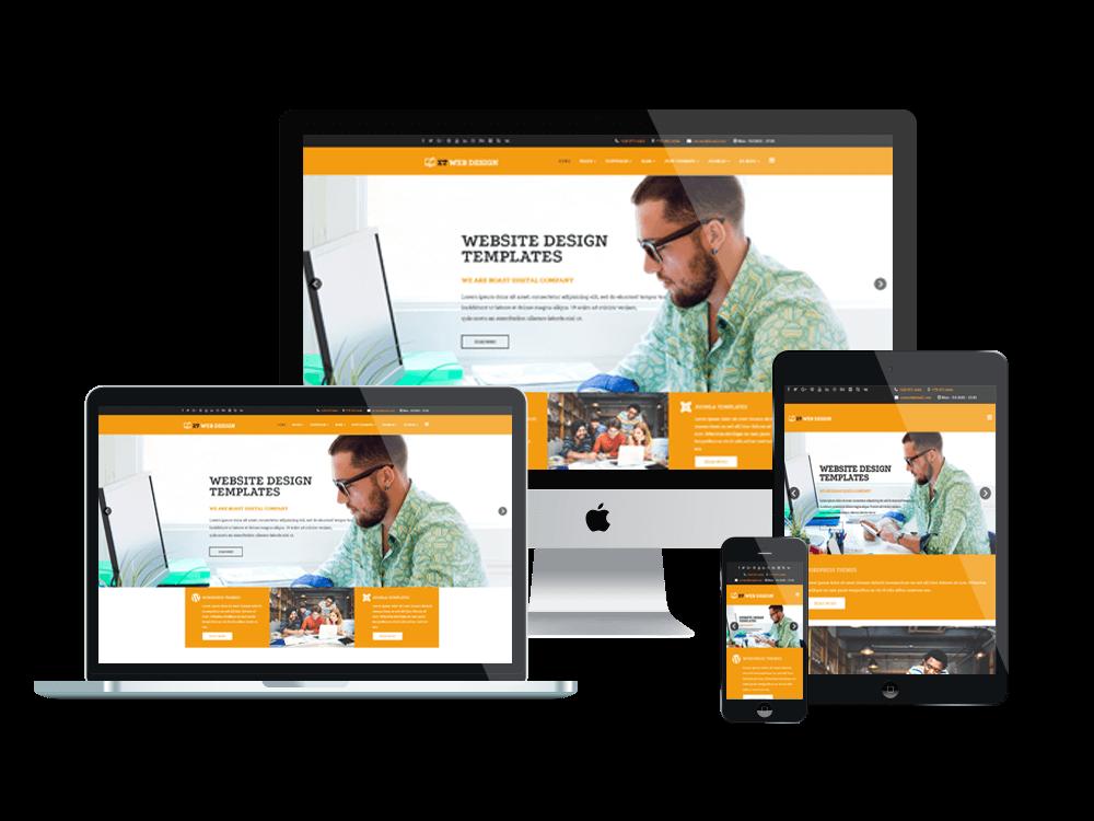 thiết kế website amidigi